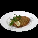 «Золотая рыбка» в картофельной чешуе