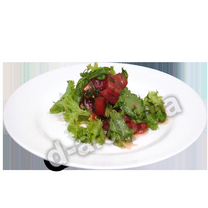 Салат «Бальзамико»