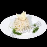 Спагетти отварные с маслом сливочным
